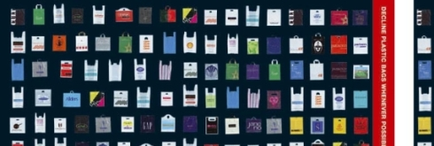 Decline Plastic Bags When Possible