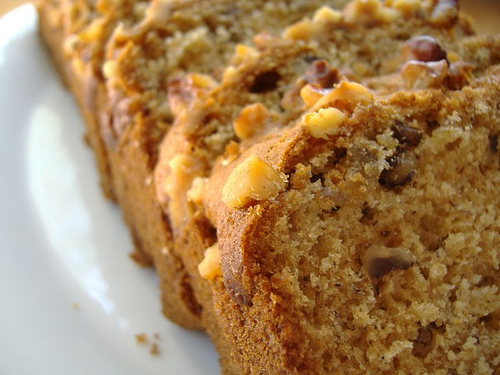 Banana Nut Bread Made With Butter Pecan Cake Mix