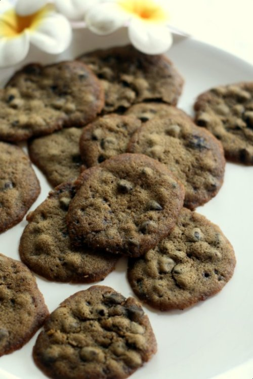 Organic Chocolate Chip Cookies Whole Foods