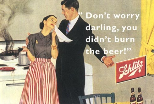 Schlitz is Vegan