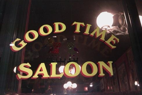 Good Time Saloon