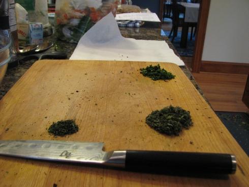 Day 117 - Chopping