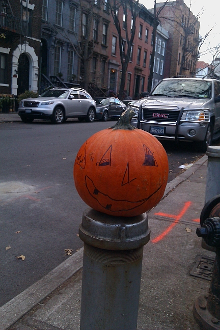 Day 129 - Funny Pumpkin