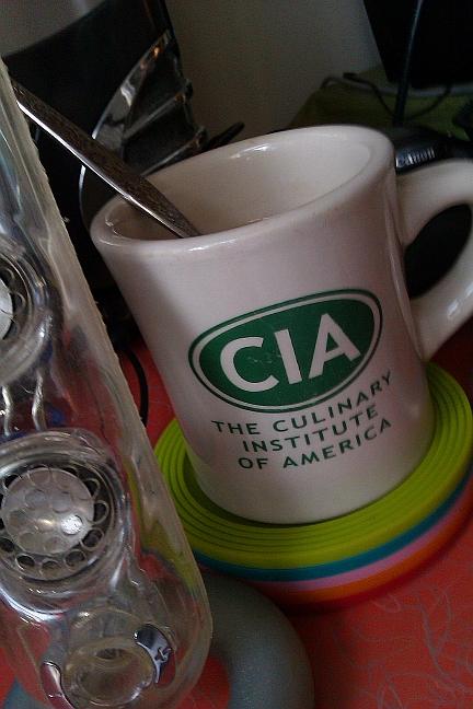 Day 133 -  CIA