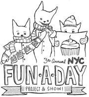 3rd Annual NYC Fun-A-Day