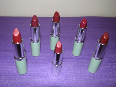 Clinique Lipsticks
